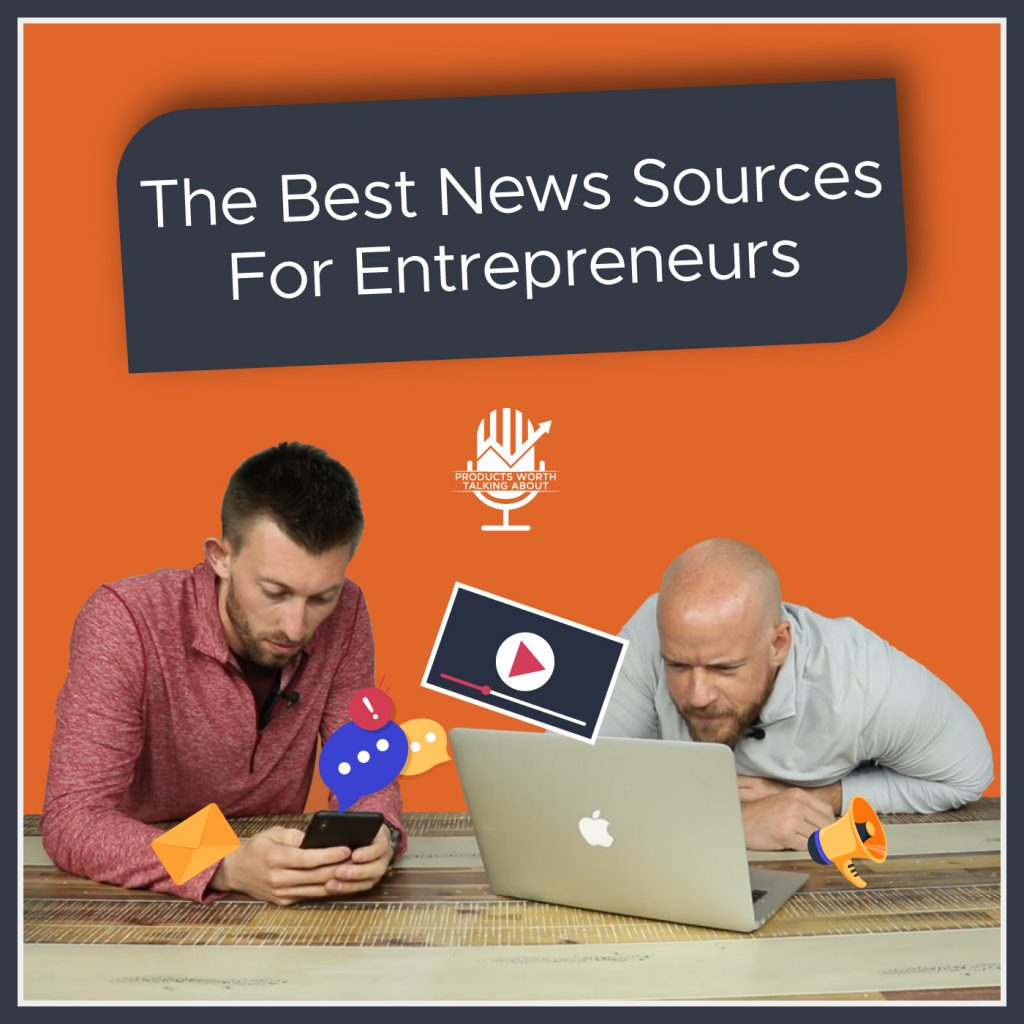 The best news sources for entrepreneurs