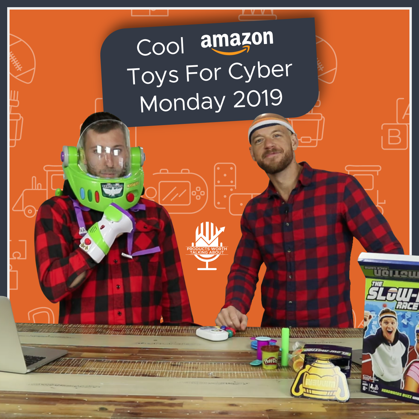 Cool Amazon Toys For Cyber Monday 2019