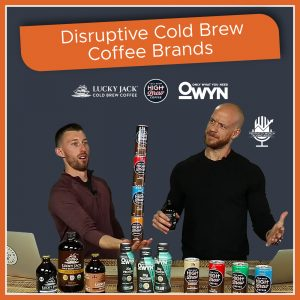 Cold Brew coffee brands