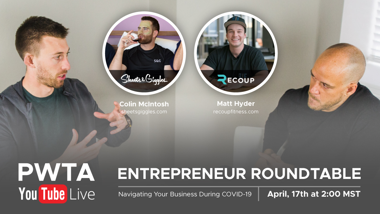 Navigating Your Business During COVID-19 With Colin McIntosh and Matt Hyder