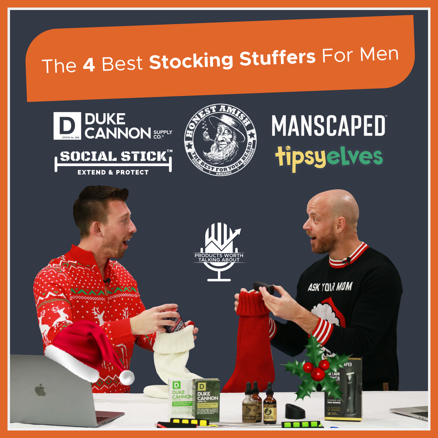 The 4 Best Stocking Stuffers For Men in 2020