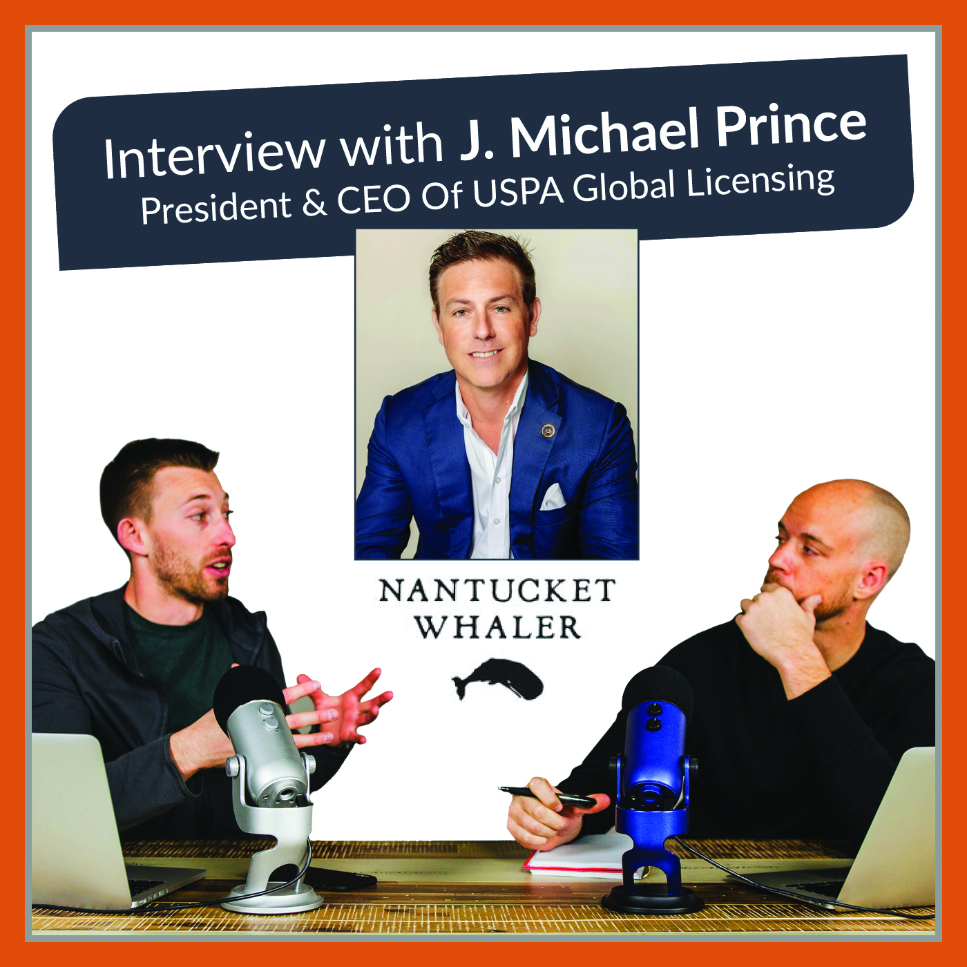 The Driving Force Behind Nantucket Whaler Apparel with J. Michael Prince