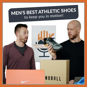 PWTA - Men's best athletic shows to you in motion (square)