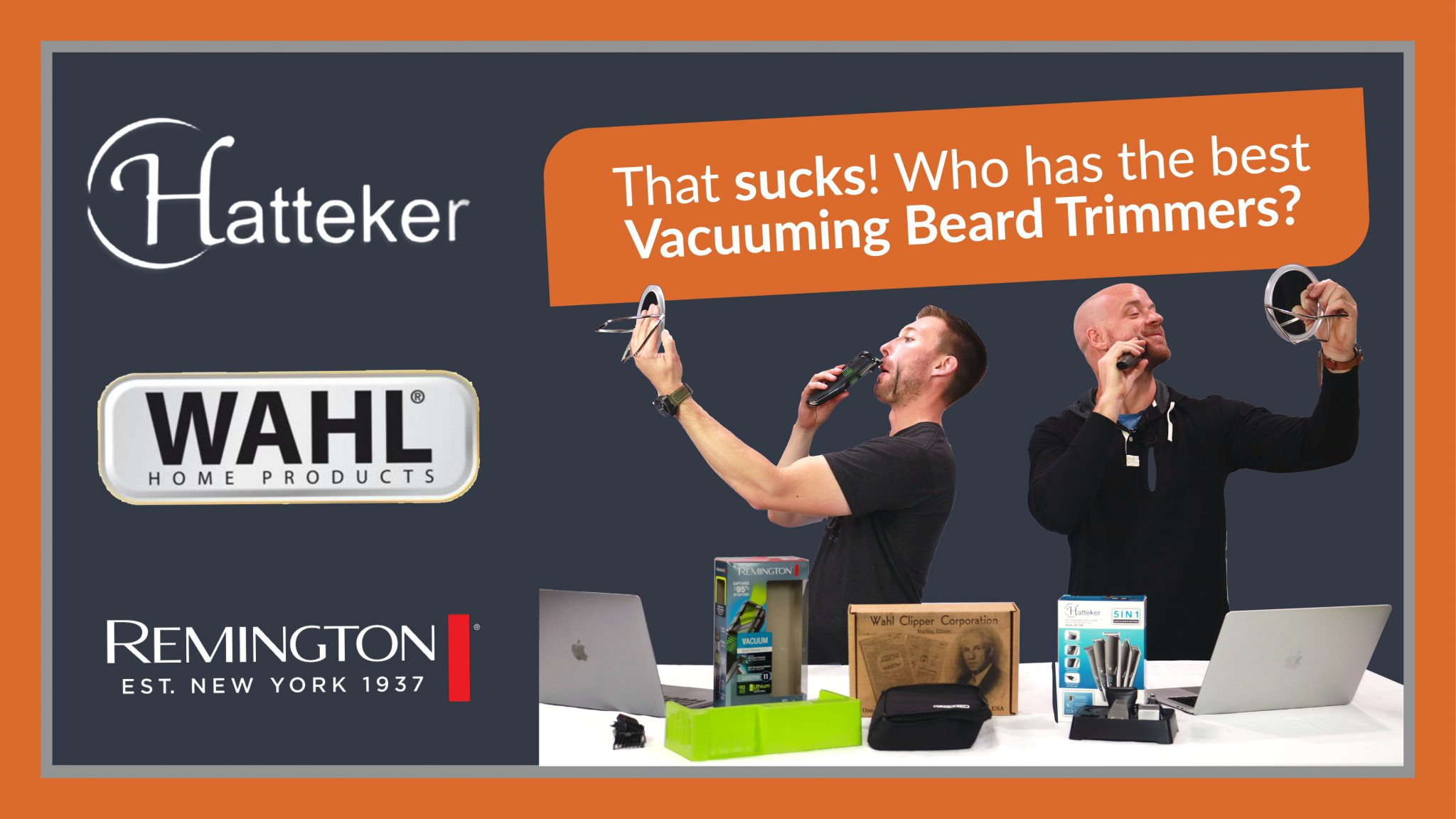 That Sucks! Who has the best Vacuuming Beard Trimmer?